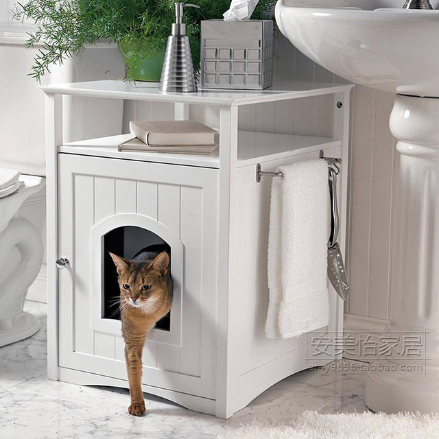 Quieromicasaenorden d nde pongo el arenero del gato - Casa para gato ...